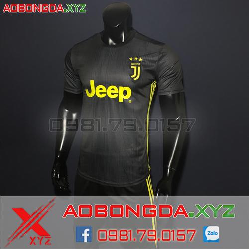 Áo Câu Lạc Bộ Juventus 2019 Sân Nhà