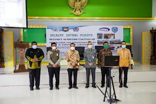 Pjs Bupati Labuhanbatu Membuka Workshop Monitoring Dan Evaluasi Penggunaan Dan Penyaluran Dana Desa