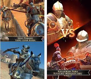 Rival Knights Mod Apk+Data