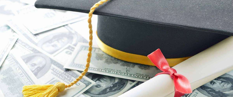 No tax if your boss helped with your student debt