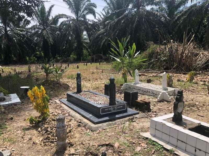 adab selepas kematian ahli keluarga