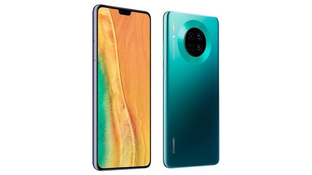 Spesifikasi dan Harga Huawei Mate 30