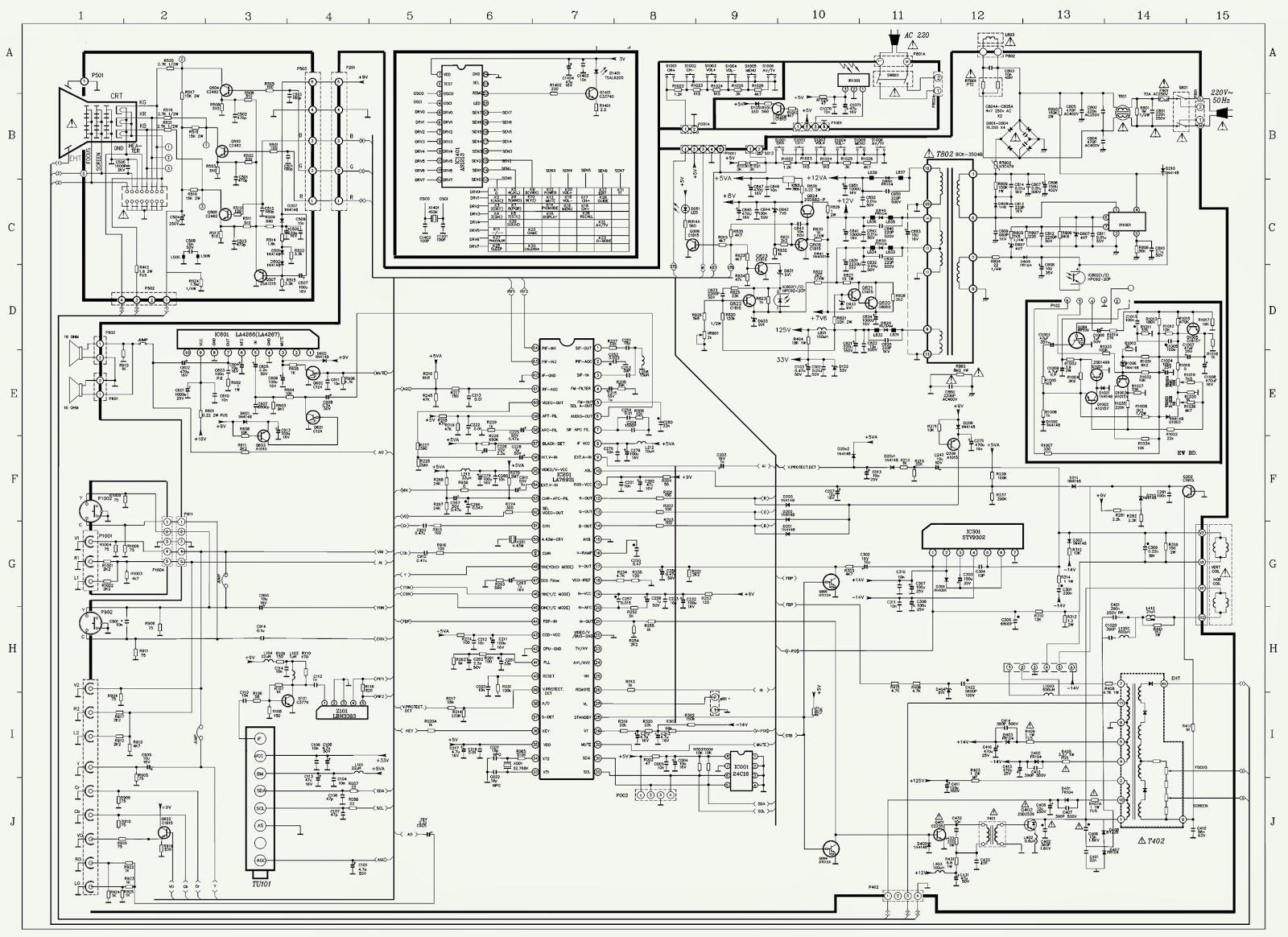 Sensational Ctv Circuit Diagram Using La76931 Ic Electro Help Wiring Cloud Staixuggs Outletorg