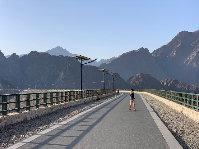 Hatta Dam Bridge