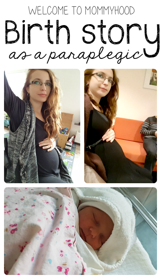 Paralysis and pregnancy: birth story #birthstory, #paralysis, #paralysisandpregnancy