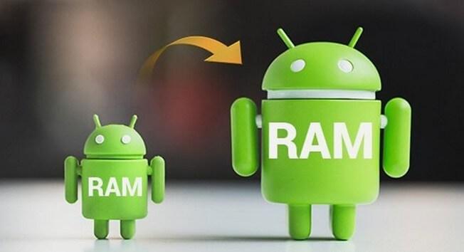 Memori RAM Hp Android