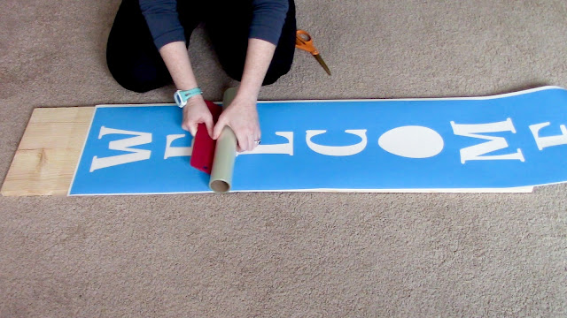 porch sign, vertical sign, vertical porch sign, wood sign, cameo 4