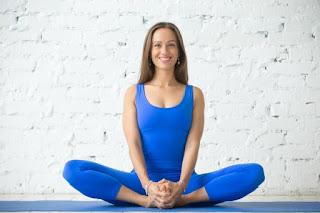 gerakan yoga hamil