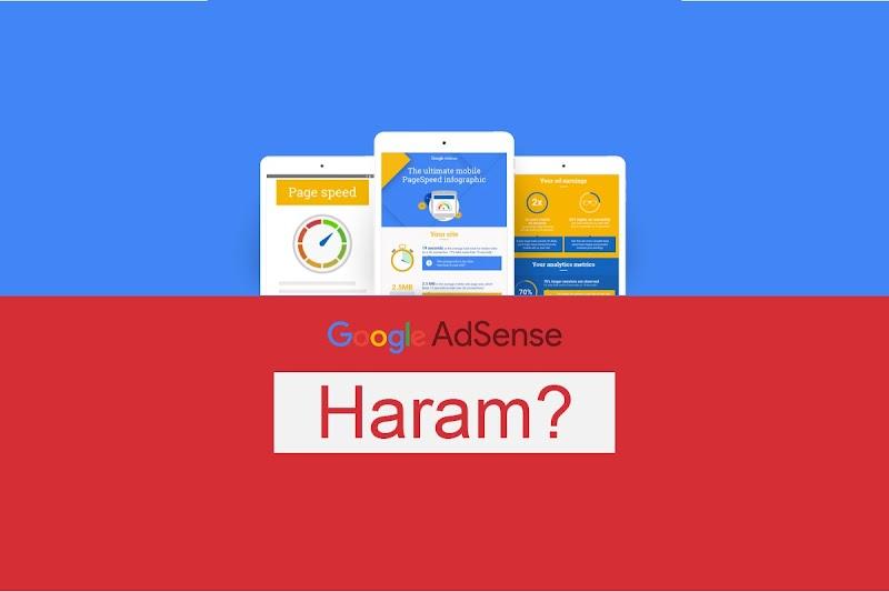 Google AdSense Halal atau Haram? Ini Hukumnya dalam Islam
