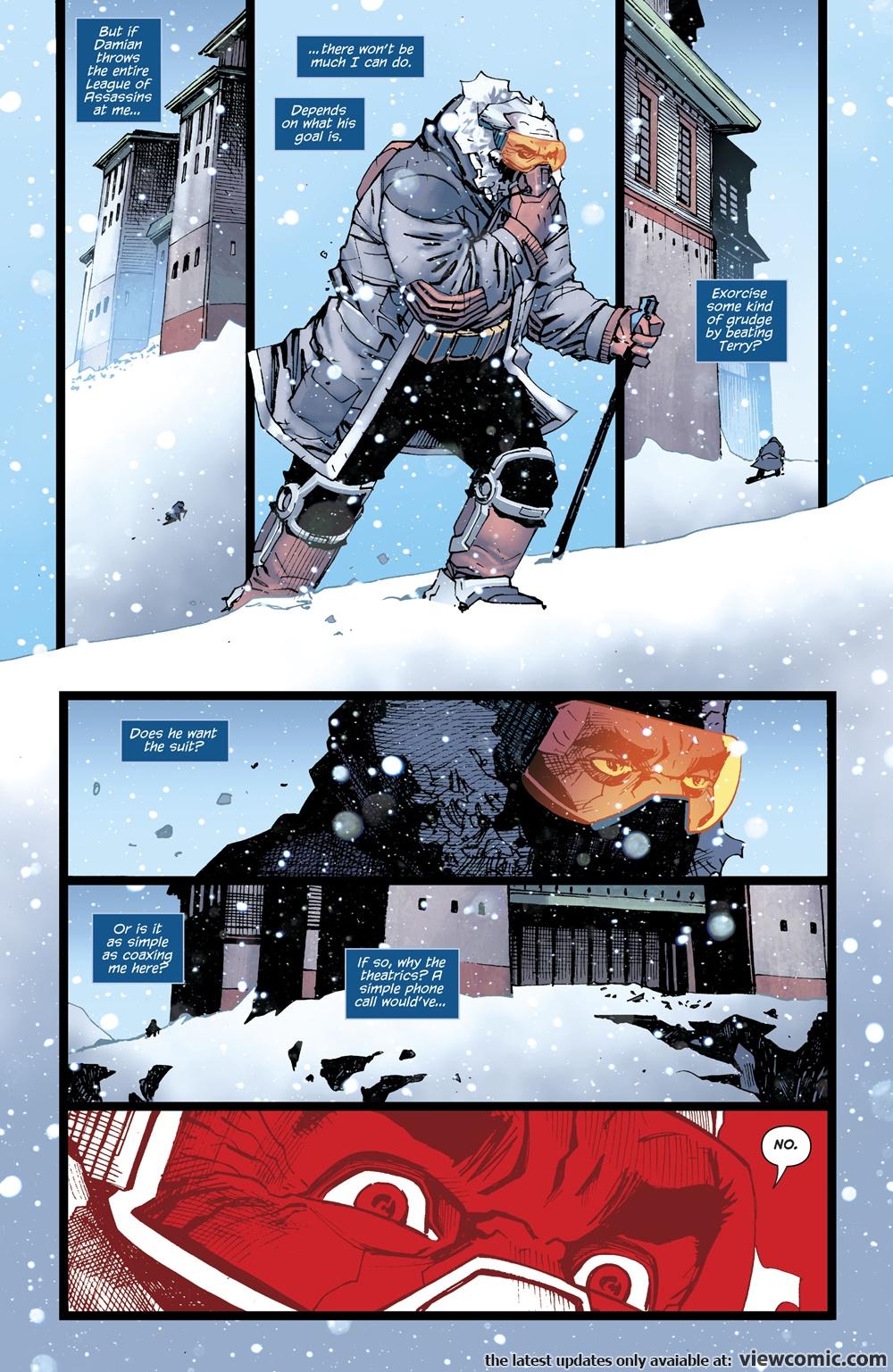 Batman Beyond v6 009 (2017)  | Vietcomic.net reading comics online for free