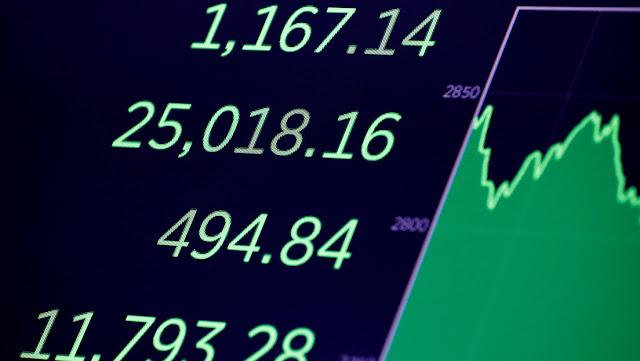 Dow Jones sube más de 900 puntos mientras las muertes por coronavirus se desaceleran en Europa y Nueva York