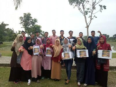 Ikatan Mahasiswa dan Pemuda Tanggamus (IMAMTA) Galang Dana Penderita Tumor