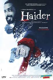 Haider movie,shahid kappor movies,best bollywood movies 2019