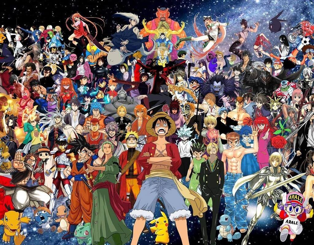 Anime Jepun