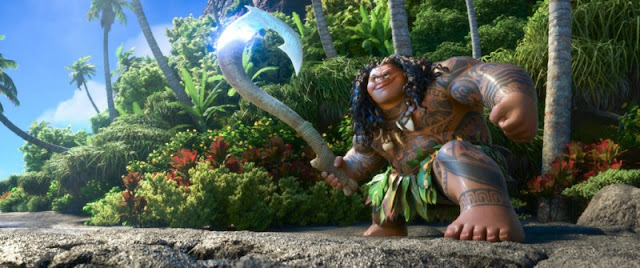 Odvážná Vaiana: Legenda o konci světa (Moana) – Recenze