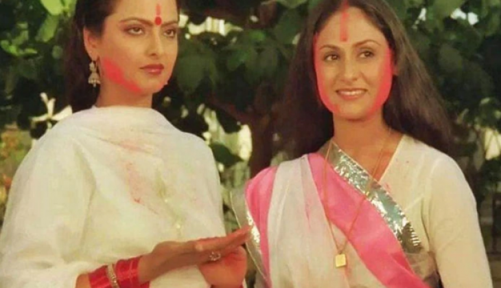 Jaya Bachchan, Rekha,
