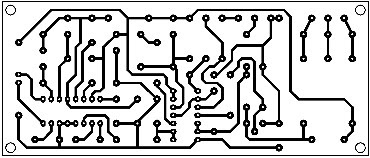 Printed Circuit Infrared Switch (Receiver Module)