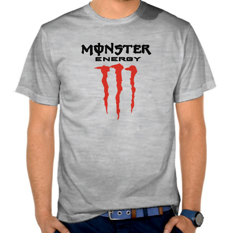 Kaos Distro Keren Monster Energy