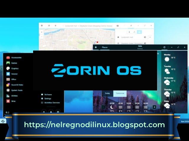 Zorin la distro basata su Ubuntu e integrata con Windows rilascia la nuova versione 15.0