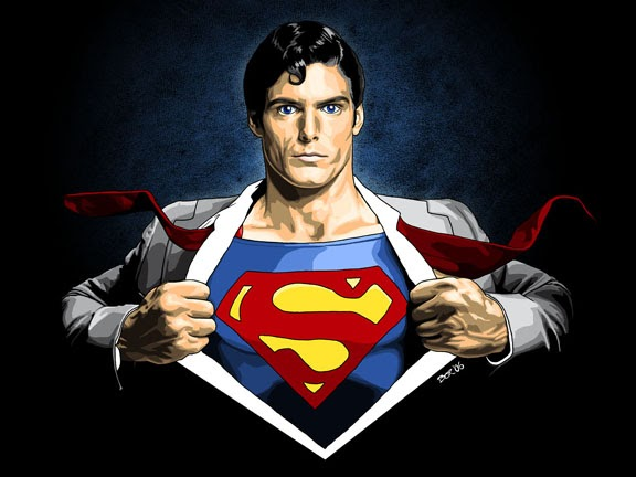 The Digital Digest: What Would Superman Do?