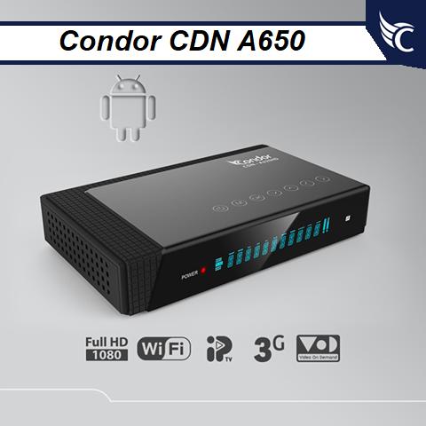 تحديث جديد لـ أجهزة condor