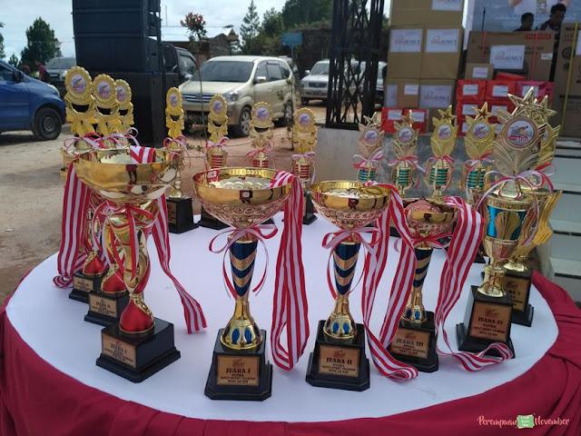piala pemenang sport tourism fest