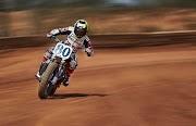 Flat Track Racing with Ducati
