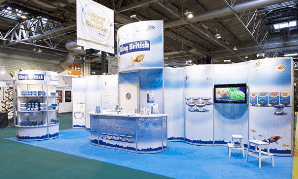 Stand Hire For Exhibition : Exhibition stand hire and custom exhibition design modex uk