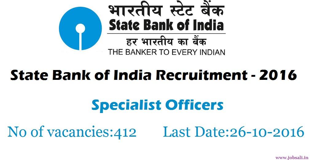 Jobs In SBI, SBI Bank Exam