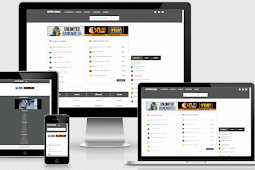 Hippo Mag Responsive Technology Blogger Template Free Download