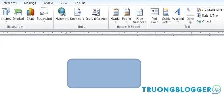 Hướng dẫn cách vẽ sơ đồ cấu trúc tổ chức trong Word