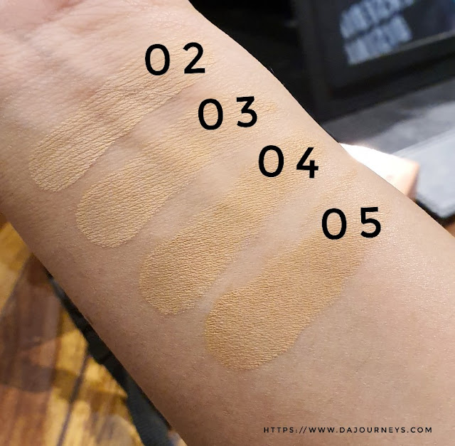 [Review] Lakme Primer Matte Cushion Foundation
