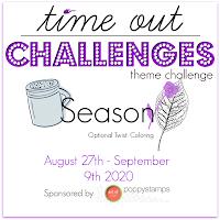 http://timeoutchallenges.blogspot.com/2020/08/challenge-169-season.html