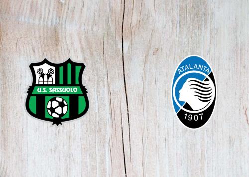 Sassuolo vs Atalanta -Highlights 28 September 2019