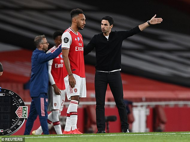 We need good quality players, Mikel Arteta urges Arsenal board to spend big on improving his squad