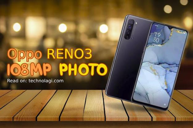 Harga Oppo Reno 3