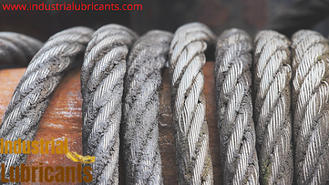 Lubrication System of Sling Rope | Wire Rope Lubricants
