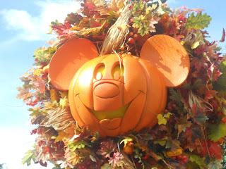 Pumpkin Micky Mouse