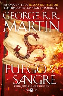 Reseña | Fuego y sangre, de George R.R. Martin y Doug Wheatley