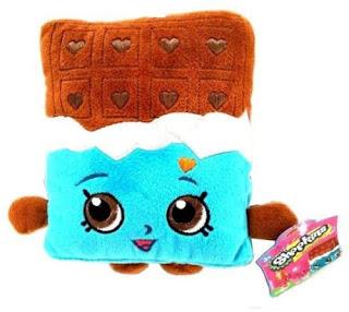 Плюшевые шопкинсы: Шопкинс chocolate plush toy