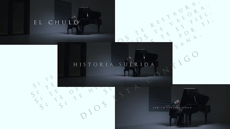 El Chulo - ¨Historia sufrida¨ - Videoclip - Director: Adrián Sánchez Ávila. Portal Del Vídeo Clip Cubano