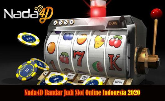 Nada4D Bandar Judi Slot Online Indonesia 2020