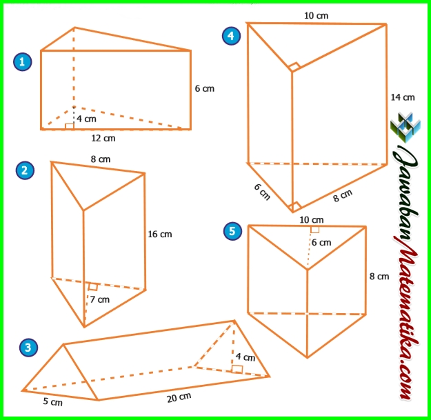 Kunci Jawaban Matematika Kelas 5 Halaman 167