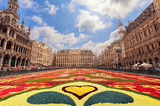 Grand Place, Brussel, Belgia