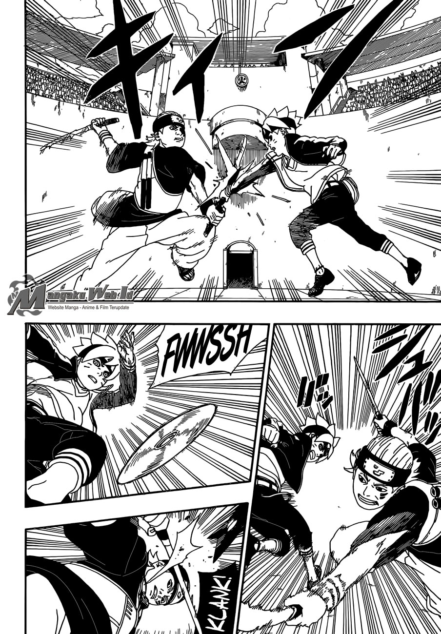 Manga Boruto Chapter 4 Bahasa Indonesia