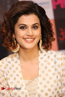 Actress Taapsee Pannu Pictures at Pink Press Meet  0009