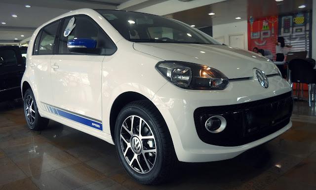 Volkswagen up! TSI é eleito Lançamento do Ano