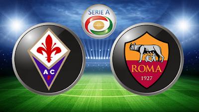 مشاهدة مباراة روما وفيورنتينا اليوم بث مباشرفى الدورى الايطالى