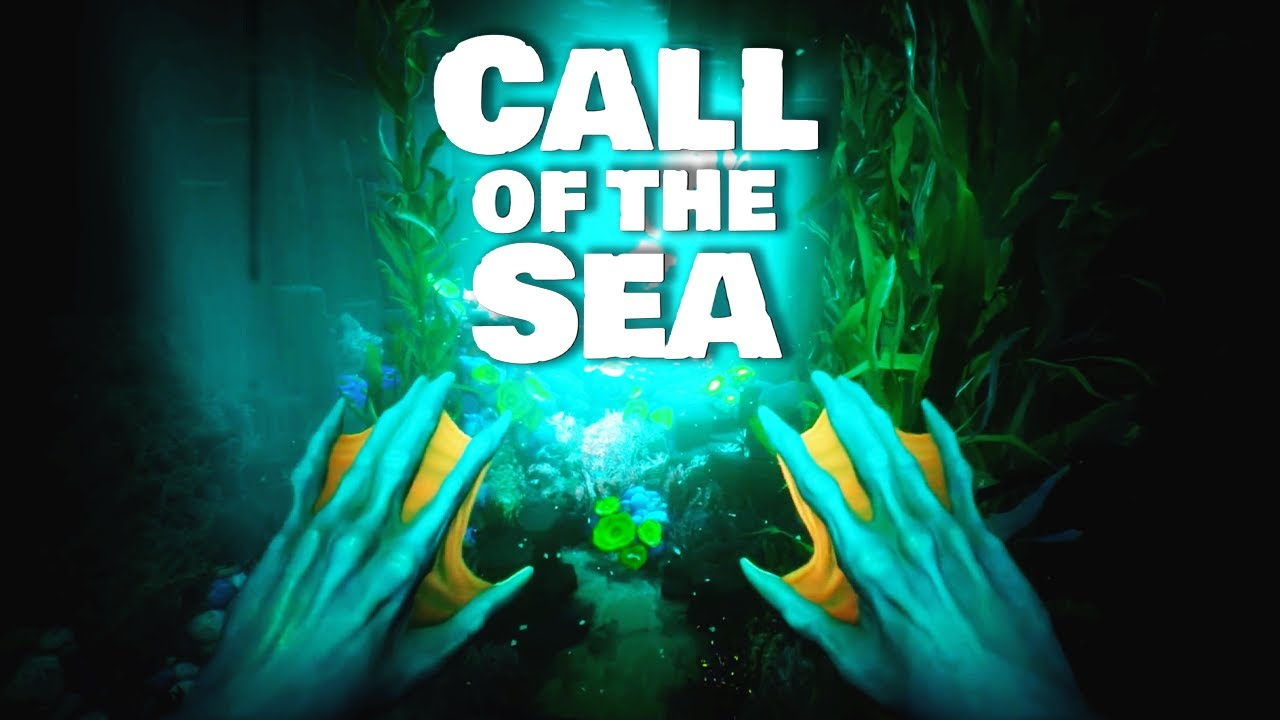 Call of the Sea - First eighteen minutes of play