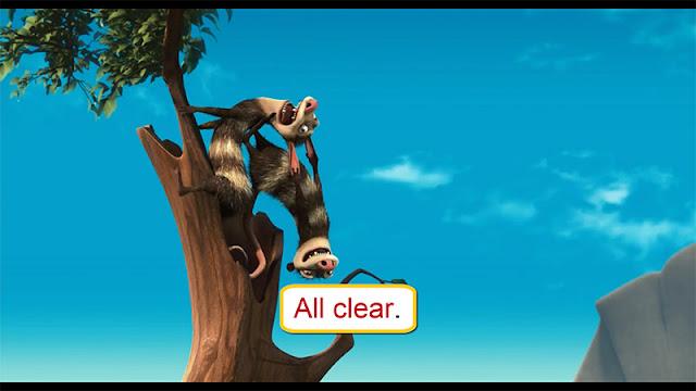 Arti All Clear